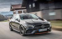 Test drive Mercedes-Benz CLA