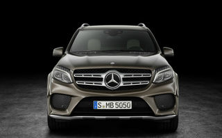 Noua generație Mercedes-Benz GLS va fi prezentată la New York: SUV-ul nemților promite mai mult spațiu interior și mai mult confort