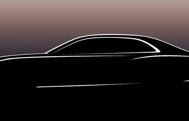 Primele teasere cu noul Bentley Flying Spur: lansarea va avea loc în 2019 - Poza 2