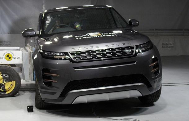 Rezultate noi la testele de siguranță Euro NCAP: 4 stele pentru Citroen C5 Aircross și 5 stele pentru Range Rover Evoque - Poza 10