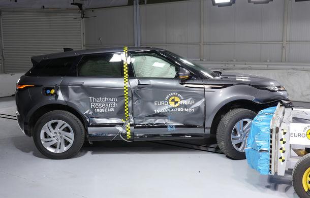 Rezultate noi la testele de siguranță Euro NCAP: 4 stele pentru Citroen C5 Aircross și 5 stele pentru Range Rover Evoque - Poza 12