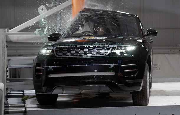 Rezultate noi la testele de siguranță Euro NCAP: 4 stele pentru Citroen C5 Aircross și 5 stele pentru Range Rover Evoque - Poza 15