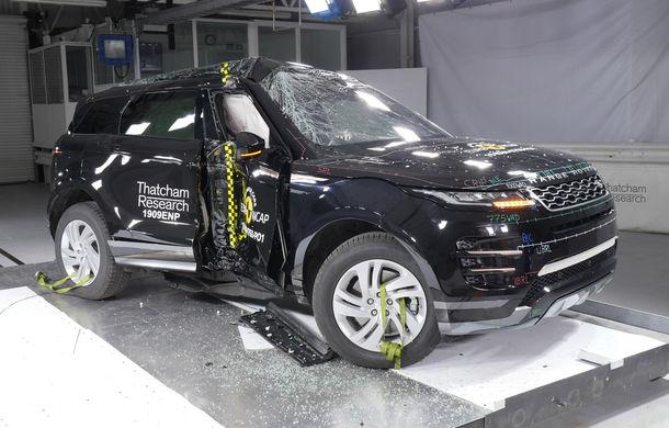 Rezultate noi la testele de siguranță Euro NCAP: 4 stele pentru Citroen C5 Aircross și 5 stele pentru Range Rover Evoque - Poza 16