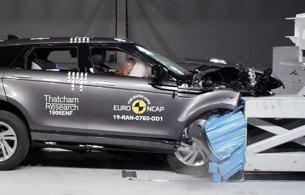 Rezultate noi la testele de siguranță Euro NCAP: 4 stele pentru Citroen C5 Aircross și 5 stele pentru Range Rover Evoque - Poza 13