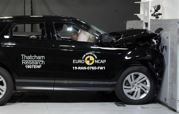 Rezultate noi la testele de siguranță Euro NCAP: 4 stele pentru Citroen C5 Aircross și 5 stele pentru Range Rover Evoque - Poza 9
