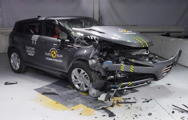 Rezultate noi la testele de siguranță Euro NCAP: 4 stele pentru Citroen C5 Aircross și 5 stele pentru Range Rover Evoque - Poza 14