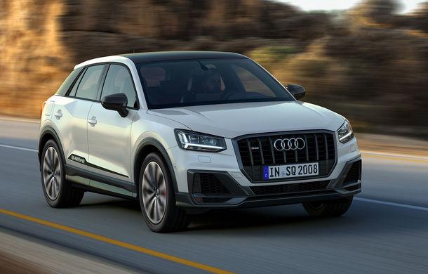 Audi SQ2 este disponibil și în România: SUV-ul de performanță pleacă de la 47.800 de euro - Poza 1