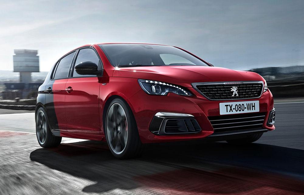 Efectele noilor reguli pentru emisii din 2021: Peugeot va renunța la producția lui 308 GT și 308 GTI până la finalul anului - Poza 1