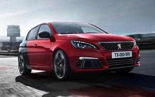 Efectele noilor reguli pentru emisii din 2021: Peugeot va renunța la producția lui 308 GT și 308 GTI până la finalul anului