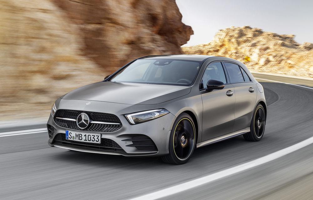 Vânzări premium: Mercedes-Benz rămâne lider după primele 3 luni, dar BMW este singurul producător de top care crește - Poza 1
