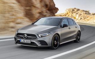 Vânzări premium: Mercedes-Benz rămâne lider după primele 3 luni, dar BMW este singurul producător de top care crește