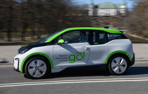 BMW i3 cucerește Polonia: o flotă de 500 de unități va fi alocată pentru un nou serviciu de car-sharing în Varșovia - Poza 3