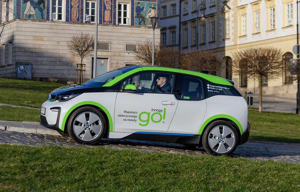 BMW i3 cucerește Polonia: o flotă de 500 de unități va fi alocată pentru un nou serviciu de car-sharing în Varșovia - Poza 4