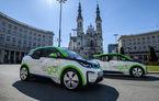 BMW i3 cucerește Polonia: o flotă de 500 de unități va fi alocată pentru un nou serviciu de car-sharing în Varșovia