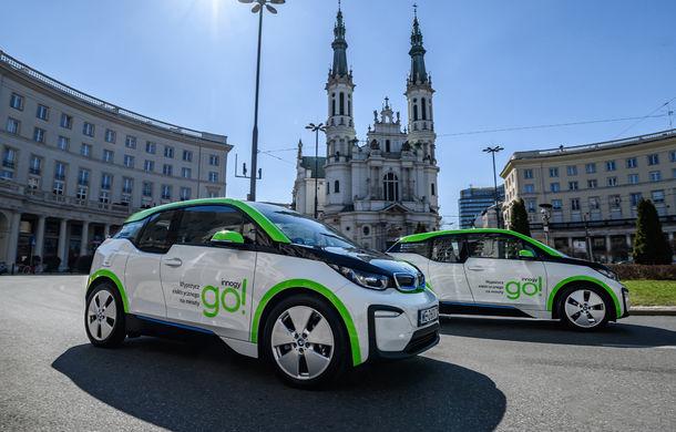 BMW i3 cucerește Polonia: o flotă de 500 de unități va fi alocată pentru un nou serviciu de car-sharing în Varșovia - Poza 1