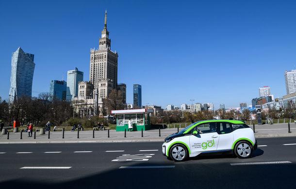 BMW i3 cucerește Polonia: o flotă de 500 de unități va fi alocată pentru un nou serviciu de car-sharing în Varșovia - Poza 2