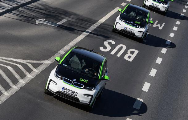 BMW i3 cucerește Polonia: o flotă de 500 de unități va fi alocată pentru un nou serviciu de car-sharing în Varșovia - Poza 5