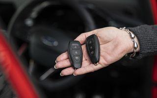 Ford a găsit un răspuns isteț la hoții tehnologizați: cheia inteligentă care intră în modul Sleep când nu e folosită