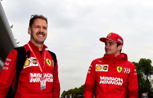 Avancronica Marelui Premiu al Chinei: Formula 1 aniversează cursa cu numărul 1000 din istorie în mijlocul conflictului dintre Vettel și Leclerc - Poza 1