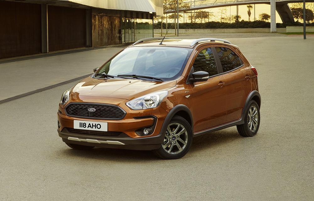 Ford Ka+ ar putea fi eliminat din gamă la sfârșitul anului: hatchback-ul are vânzări foarte mici în Europa - Poza 1