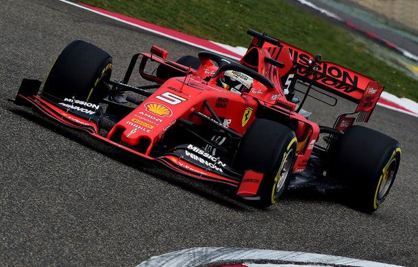 Rezultate neconcludente: Vettel și Bottas, cei mai rapizi în antrenamentele de Formula 1 din China - Poza 1