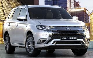 Sărbătoare în Japonia: Mitsubishi Outlander PHEV a atins pragul de 200.000 de unități vândute la nivel global