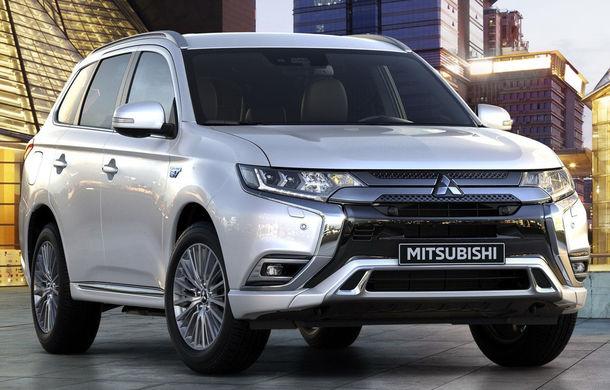 Sărbătoare în Japonia: Mitsubishi Outlander PHEV a atins pragul de 200.000 de unități vândute la nivel global - Poza 1