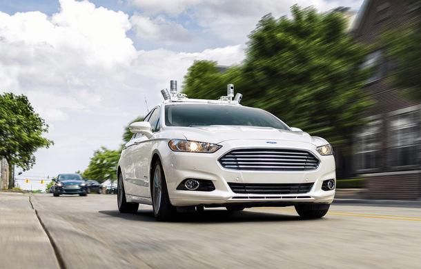 """Ford dă înapoi pe subiectul mașinilor autonome: """"Am supraestimat sosirea acestora pe piață"""" - Poza 1"""