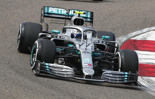 Bottas, pole position în China în fața lui Hamilton! Vettel și Leclerc ocupă a doua linie a grilei de start - Poza 1