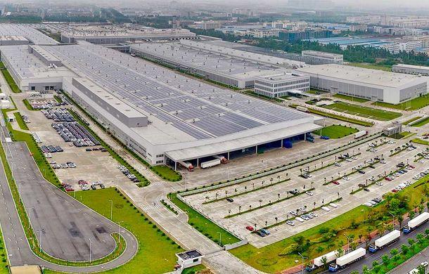 Un suedez în China: versiunile XC40 pentru piața asiatică vor fi produse la fabrica din Luqiao - Poza 2