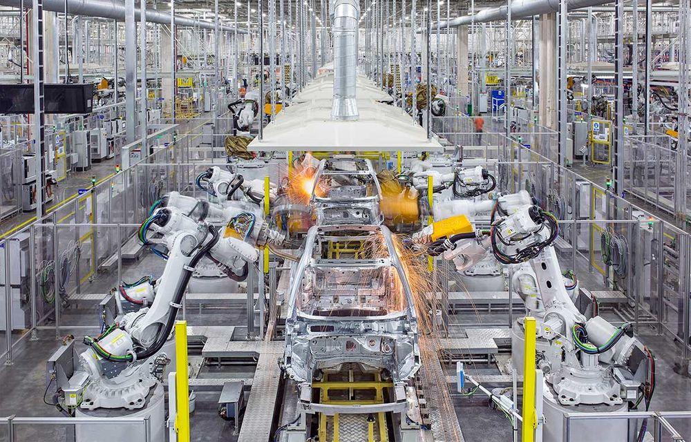 Un suedez în China: versiunile XC40 pentru piața asiatică vor fi produse la fabrica din Luqiao - Poza 3