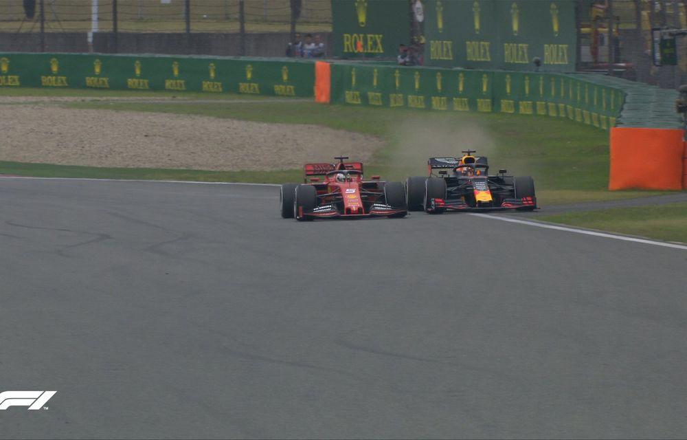 Hamilton a câștigat cursa din China după ce l-a depășit la start pe Bottas! Leclerc, locul 5 după ordine de echipă în favoarea lui Vettel - Poza 3