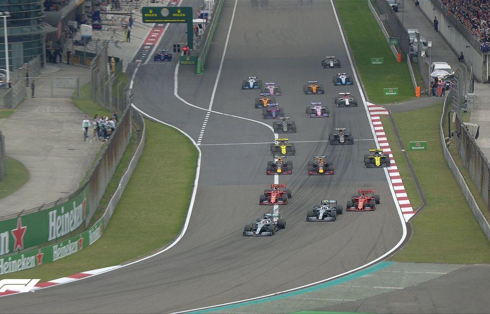 Hamilton a câștigat cursa din China după ce l-a depășit la start pe Bottas! Leclerc, locul 5 după ordine de echipă în favoarea lui Vettel - Poza 2