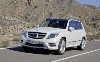 Investigație nouă la Mercedes, după ce nemții ar fi trucat emisiile pe modelul GLK: sunt verificate 60.000 de unități produse între 2012 și 2015