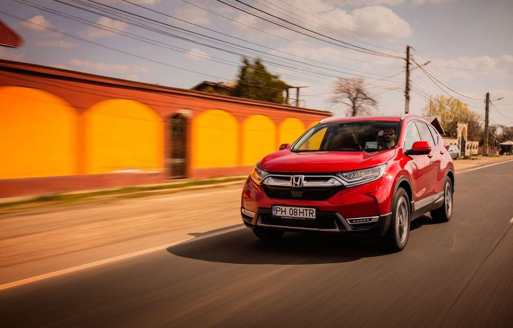 Honda CR-V hibrid vs. Honda CR-V benzină, episodul 2: hibrid sau benzină în afara orașului? - Poza 18