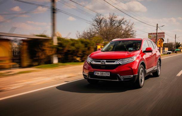 Honda CR-V hibrid vs. Honda CR-V benzină, episodul 2: hibrid sau benzină în afara orașului? - Poza 11