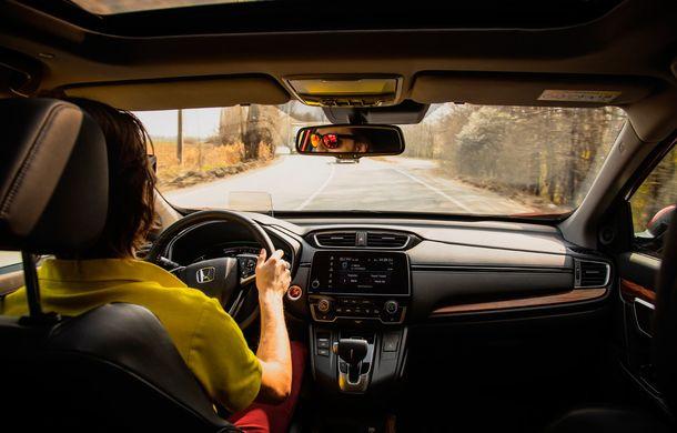 Honda CR-V hibrid vs. Honda CR-V benzină, episodul 2: hibrid sau benzină în afara orașului? - Poza 20