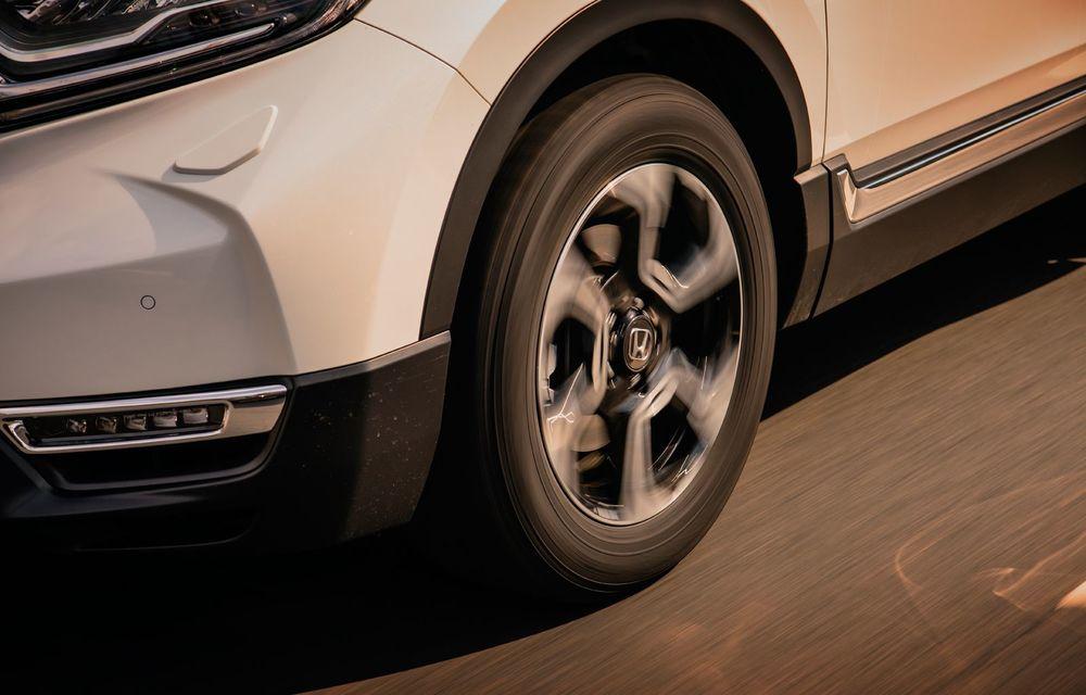 Honda CR-V hibrid vs. Honda CR-V benzină, episodul 2: hibrid sau benzină în afara orașului? - Poza 12