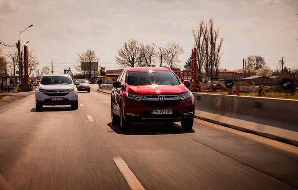 Honda CR-V hibrid vs. Honda CR-V benzină, episodul 2: hibrid sau benzină în afara orașului? - Poza 17