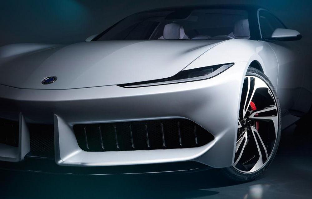Primele imagini cu Karma GT Pininfarina: GT-ul cu două uși a fost lansat în China - Poza 7