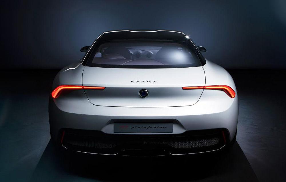 Primele imagini cu Karma GT Pininfarina: GT-ul cu două uși a fost lansat în China - Poza 6