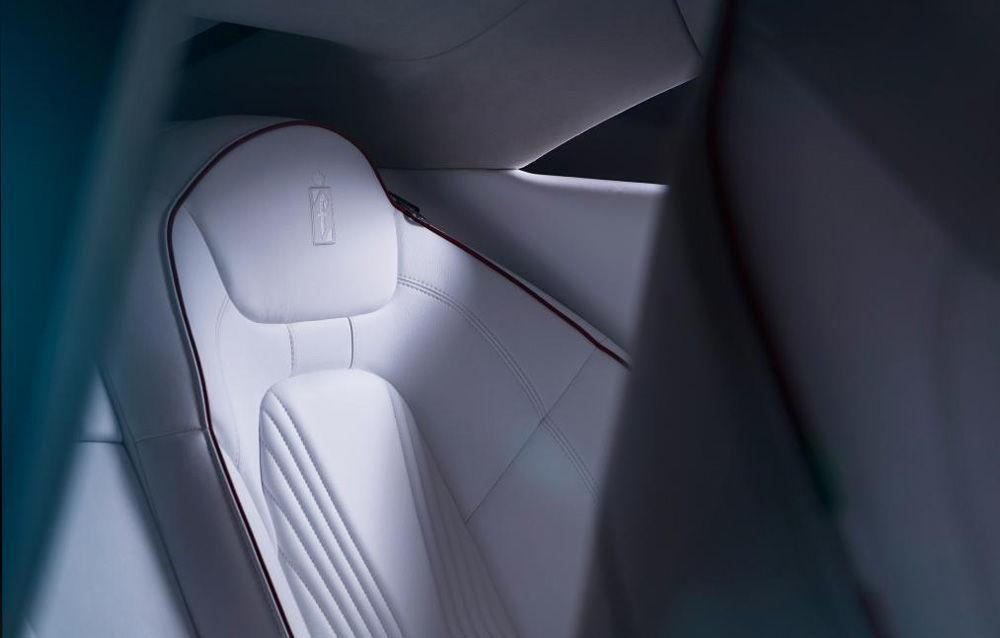 Primele imagini cu Karma GT Pininfarina: GT-ul cu două uși a fost lansat în China - Poza 9