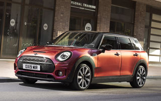Mini Clubman facelift: break-ul compact primește modificări minore de design