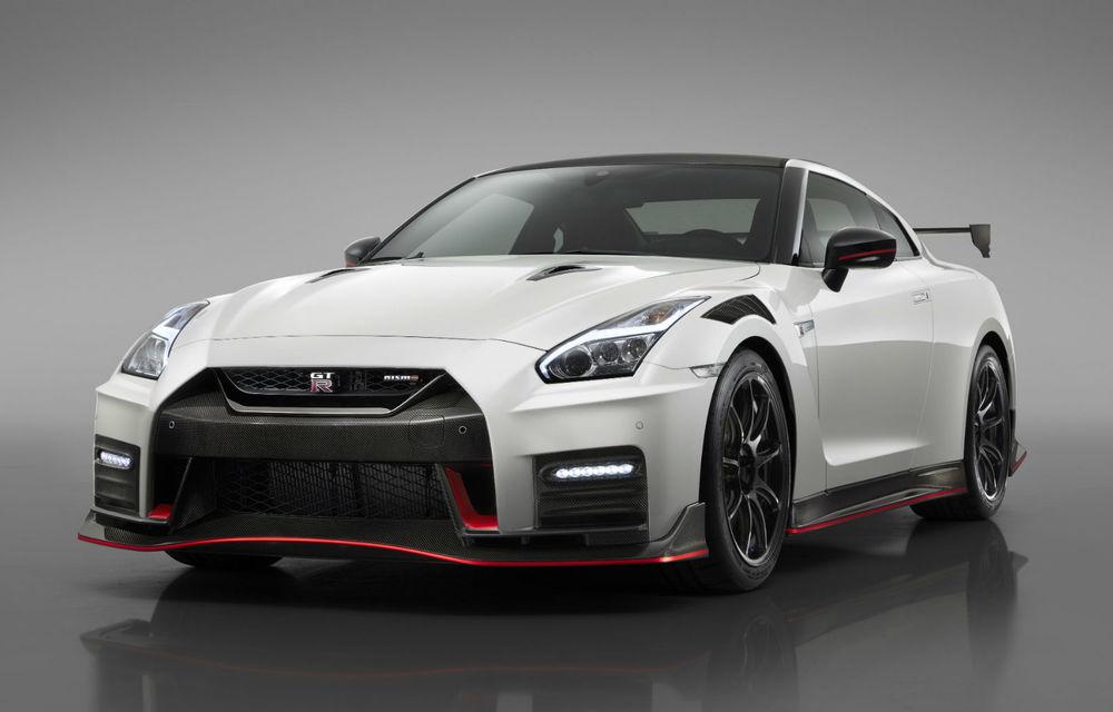 Nissan prezintă o ediție aniversară pentru modelul GT-R și un nou facelift pentru GT-R Nismo: motorul rămâne același V6 de 3.8 litri - Poza 1