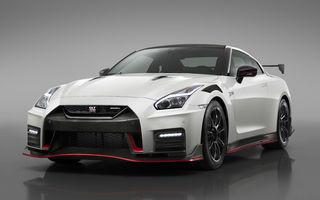 Nissan prezintă o ediție aniversară pentru modelul GT-R și un nou facelift pentru GT-R Nismo: motorul rămâne același V6 de 3.8 litri