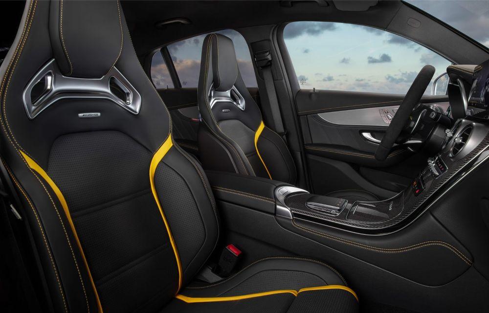 Noile Mercedes-AMG GLC 63 și GLC 63 Coupe: motor V8 biturbo de 4.0 litri de până la 510 cai putere - Poza 49