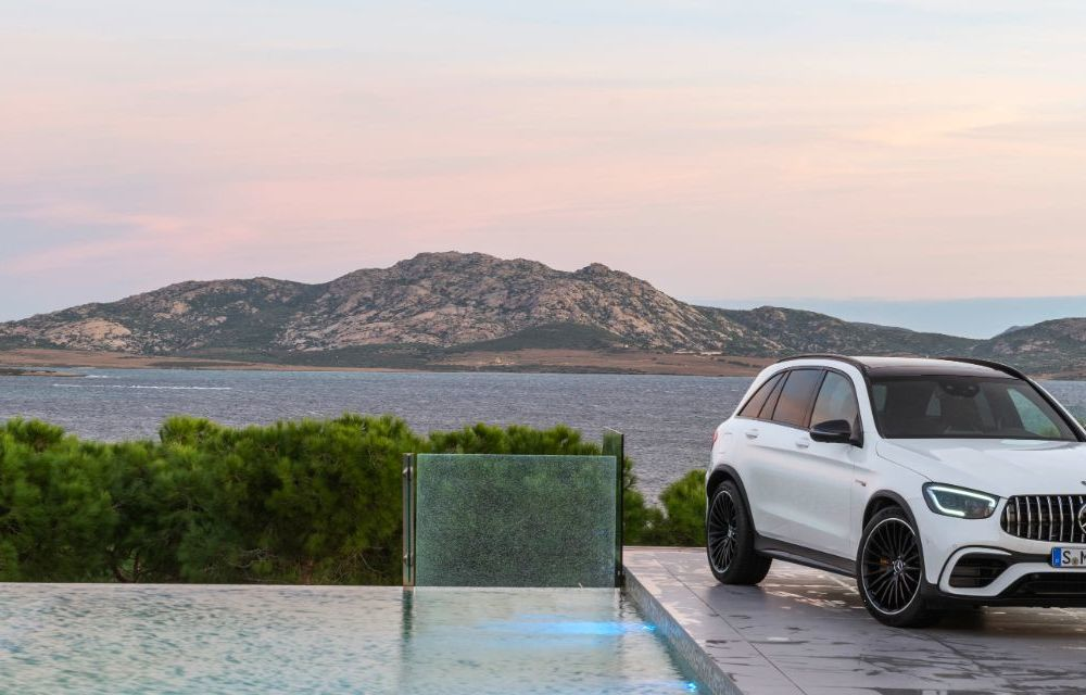 Noile Mercedes-AMG GLC 63 și GLC 63 Coupe: motor V8 biturbo de 4.0 litri de până la 510 cai putere - Poza 21