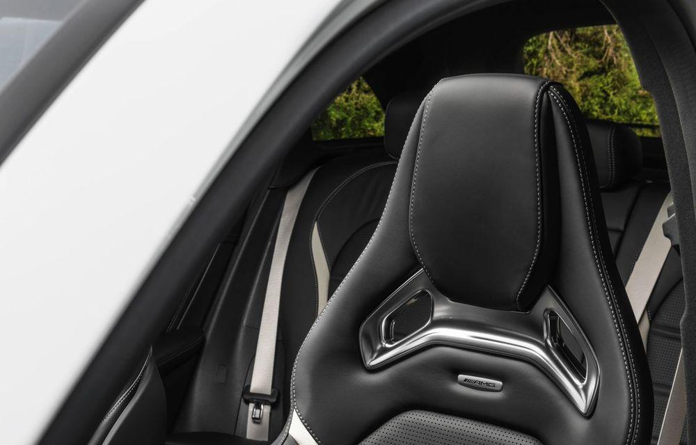 Noile Mercedes-AMG GLC 63 și GLC 63 Coupe: motor V8 biturbo de 4.0 litri de până la 510 cai putere - Poza 34