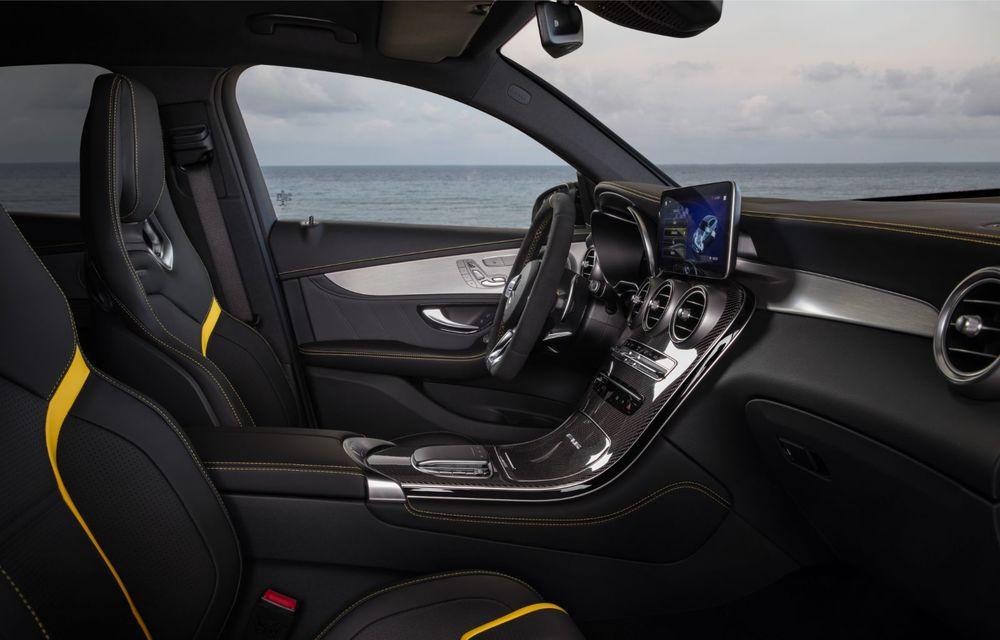 Noile Mercedes-AMG GLC 63 și GLC 63 Coupe: motor V8 biturbo de 4.0 litri de până la 510 cai putere - Poza 46