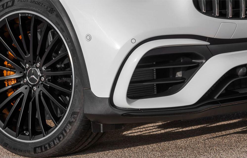 Noile Mercedes-AMG GLC 63 și GLC 63 Coupe: motor V8 biturbo de 4.0 litri de până la 510 cai putere - Poza 30